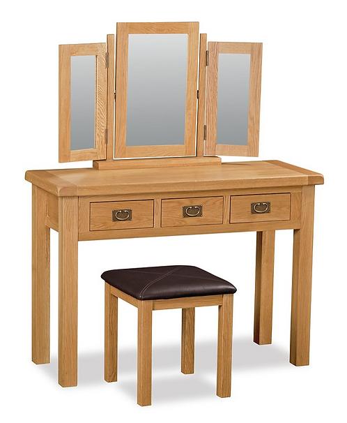 Salisbury Wide Dressing Table G2185