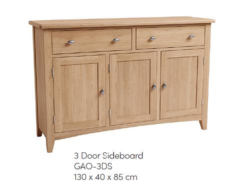 GAO 3 Door Sideboard