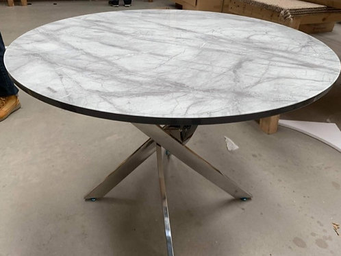 Alden Round Dining Table