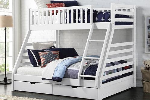 Space Triple Sleeper Bunk Bed