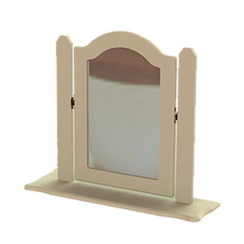 Troscan Single Ornate Mirror