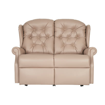 Woburn 2 Seat Fixed Settee