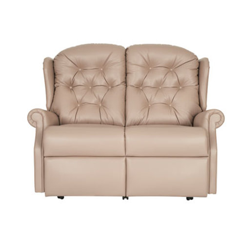 Woburn 2 Seat Fixed Settee