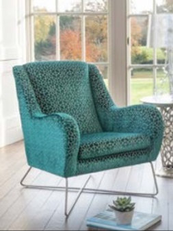 Jasmine Accent Chair by Alstons