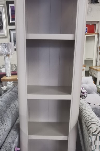 Oxford Painted Tall Slim Bookcase