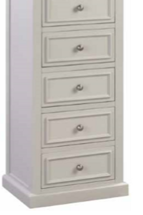 Ancona 5 Drawer Tall Chest