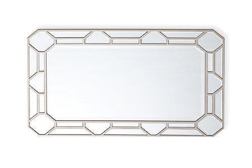 Rosa Mirror - Rectangle