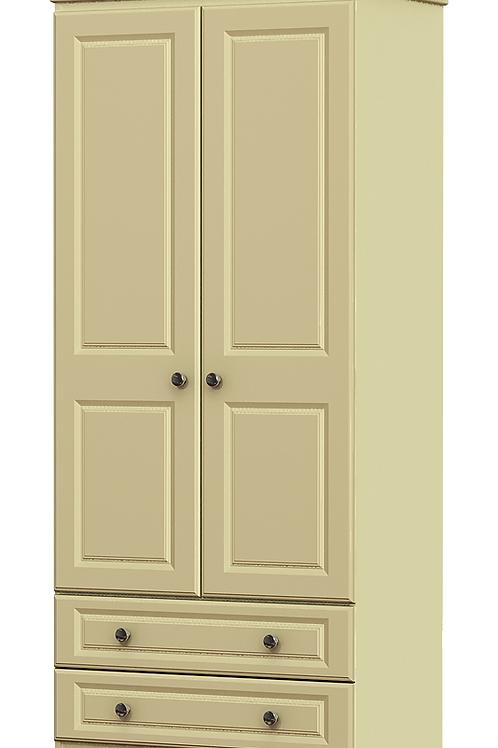 Liffey 2 Door 2 Drawer Robe