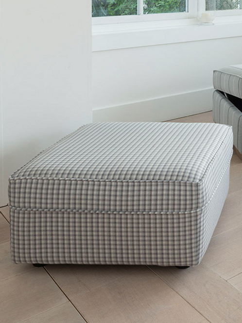 Lancaster Footstool by Alstons