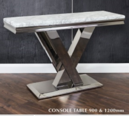 Sylvia Console Table 900mm