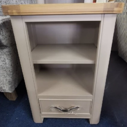 Oxford Painted 1 Drawer Bookcase