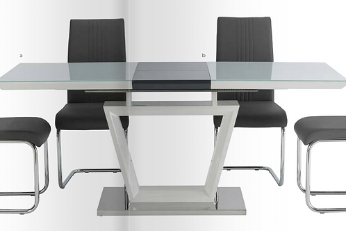 Arlington Table + 6 Chairs