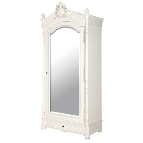Chateau Mirrored Armoire
