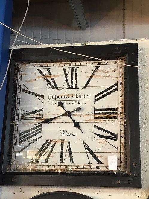 Clock 18