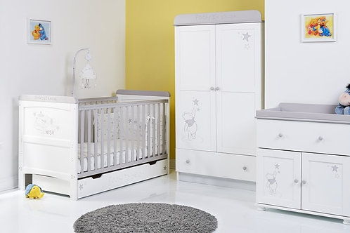 Deluxe Cot & Under Drawer