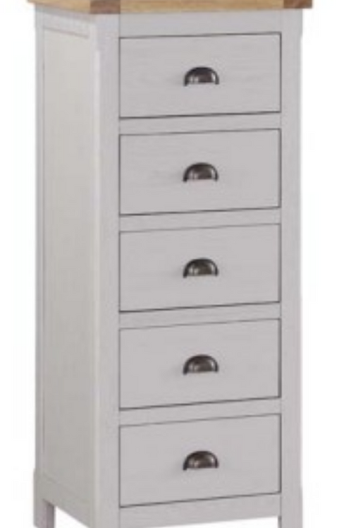 Glenbrook Painted 5 Drawer Chest