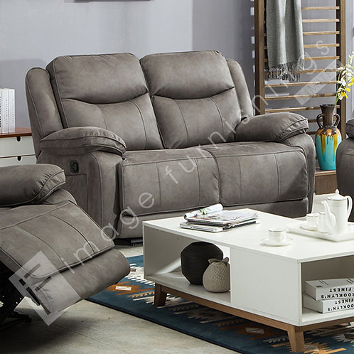 Pembrook 2 Seater Sofa with Console