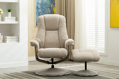 Balmoral Venice Swivel Chair & Stool