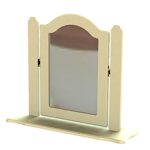 Liffey Single Ornate Mirror