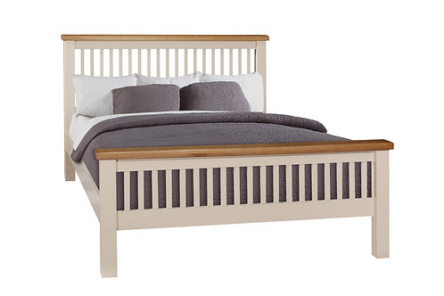 Juliette 5ft Slatted Bed
