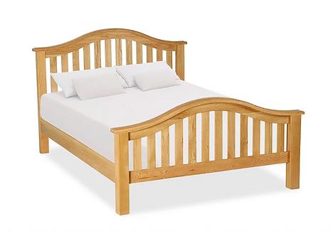 Salisbury Classic Slatted Bed Frame