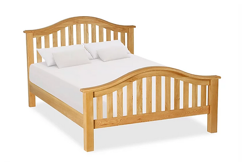 Salisbury 6ft Classic Slatted Bed Frame G1906