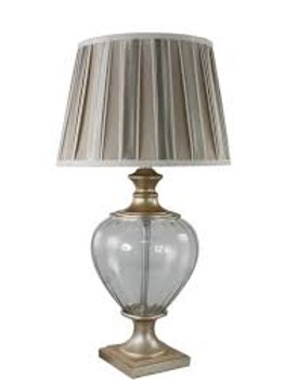 Summer Gold Regency Statement Lamp