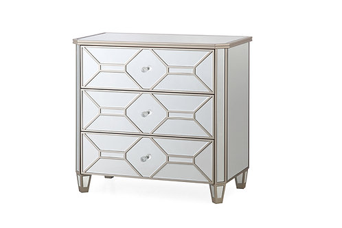 Rosa Drawer Chest - 3 drawer