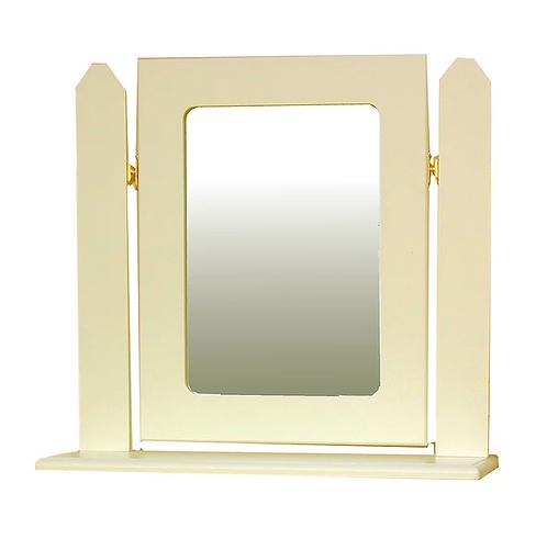 Troscan Single Square Mirror