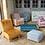 Thumbnail: Lexi Armless Chair by Alstons