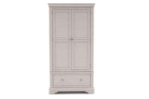 Mabel 2 Door 1 Drawer Wardrobe