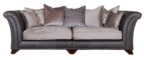 Valerie 4 Seater Sofa by Buoyant