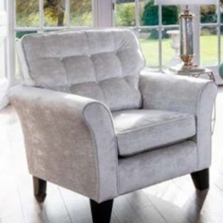 Jasmine Emma Accent Chair by Alstons