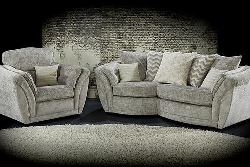 Izzy by Lebus 3 Seater Sofa