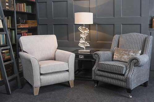 Adelphi Accent Chair by Alstons