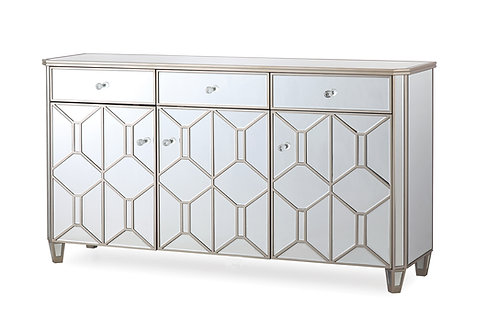 Rosa 3 Door 3 Drawer Sideboard