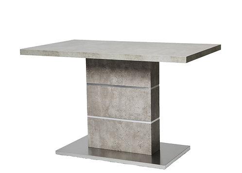 Seattle 1600 table + 6 Savannah chairs