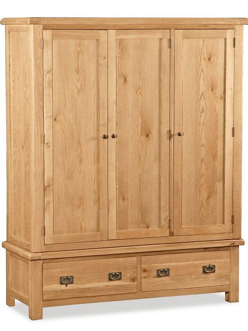 Salisbury Triple Wardrobe G2115