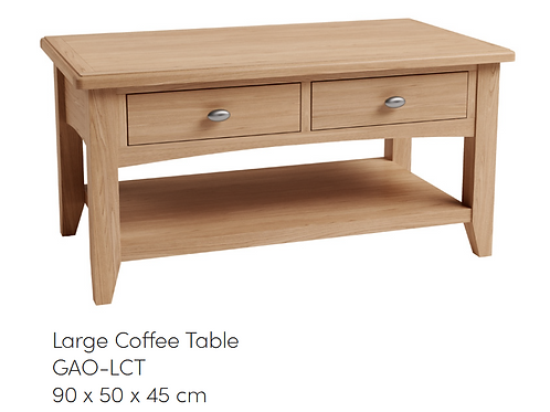 GAO Large Coffee Table