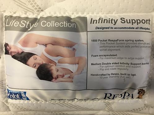Respa Infinity Support 1600 Mattress