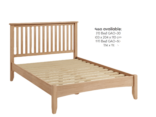 GAO 4ft6 bed