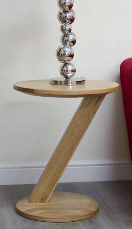 Z- Range Modern Lamp Table