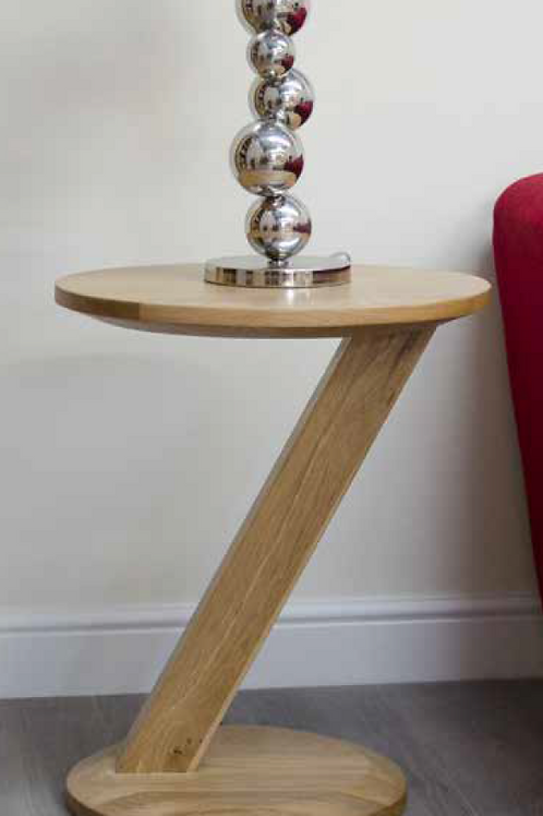 Modern Lamp Table
