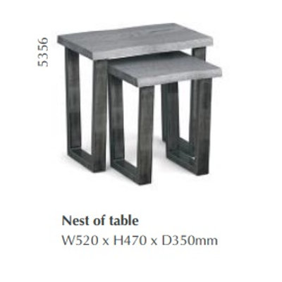 Brooklyn Nest of Table