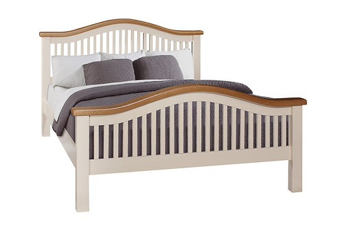 Juliette 4ft 6 Curved Bed