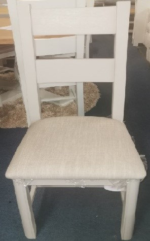 Oxford Painted Fabric Dining Chair