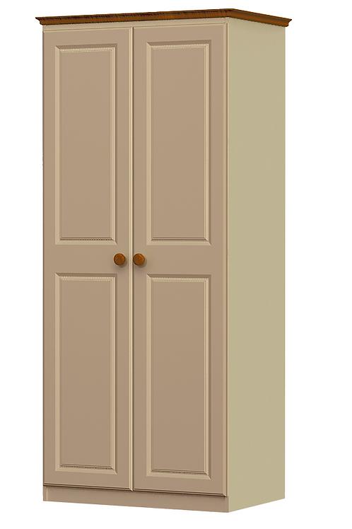 Troscan 2 Door Robe