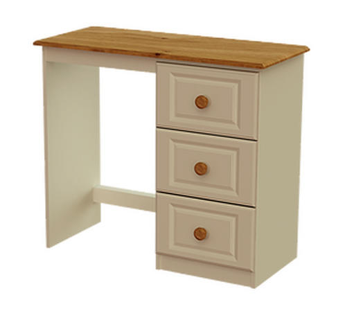 Troscan 3 Drawer Dressing Table