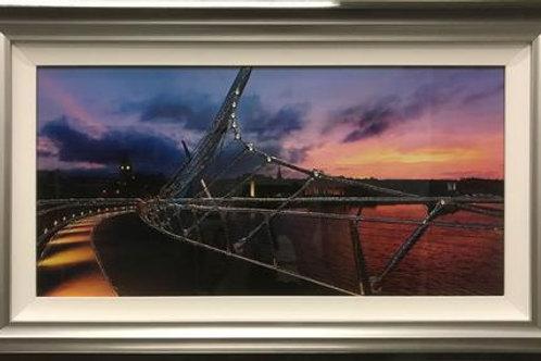 Peace Bridge Colour