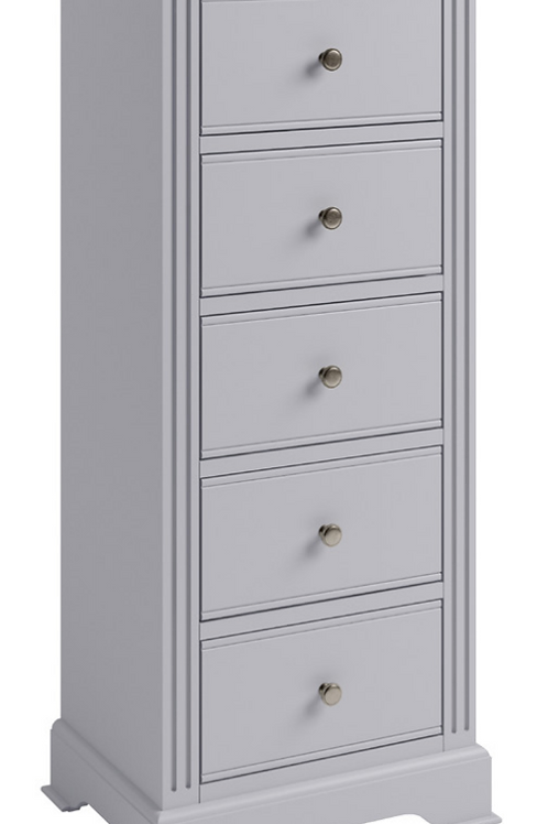 BP 5 Drawer Narrow Chest